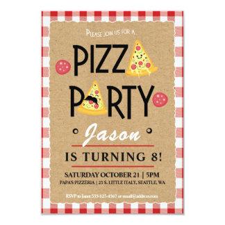 Invitation de fête d'anniversaire de l'enfant de