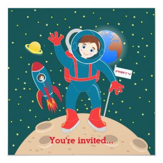Invitation de fête d'anniversaire d'enfant