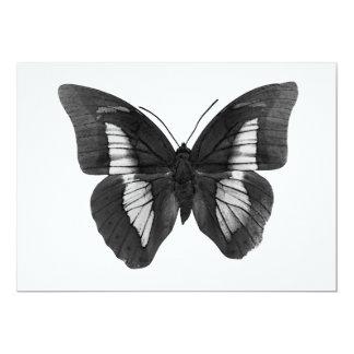 Invitation de papillon