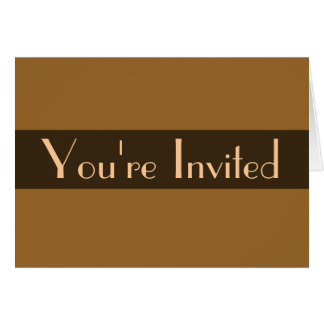 Invitation de partie