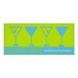 Invitation de Partie-Collecteur de fonds de Carte Double