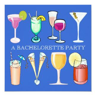 Invitation de partie de Bachelorette