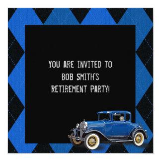 Invitation de retraite