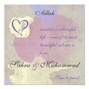 invitations faire part mariage islamique f licitations personnalis s. Black Bedroom Furniture Sets. Home Design Ideas