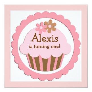 Invitation personnalisable d'anniversaire de petit