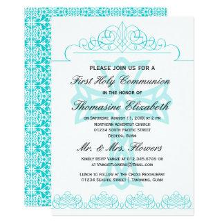 Invitations croisées de première sainte communion