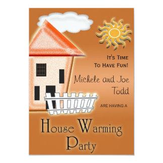 Invitations de chauffage de partie de Chambre