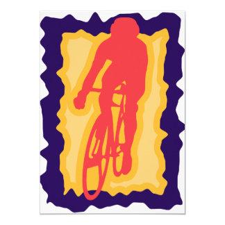 Invitations de cycliste