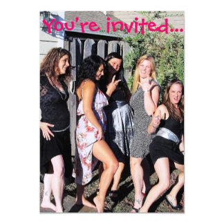 Invitations de partie de Bachelorette