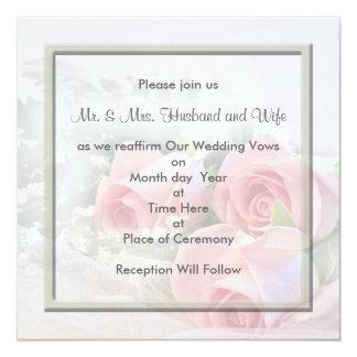 invitations de renouvellement de voeux de mariage - Renouvellement Voeux Mariage Las Vegas