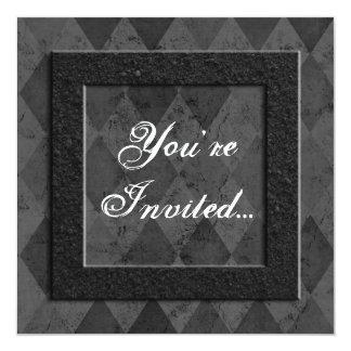Invitations faites sur commande de dîner ou de