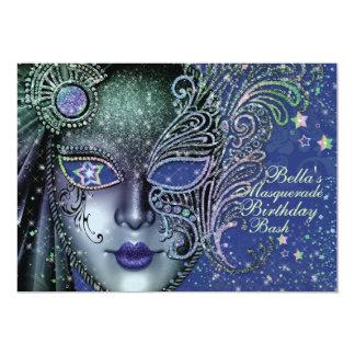 Invitations magnifiques de partie de mascarade