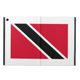 iPad het Hoesje van Trinidad van de Lucht iPad Air Hoesje