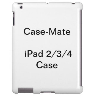 iPad personnalisé de Casemate 2, cas 3, et 4 Coque iPad