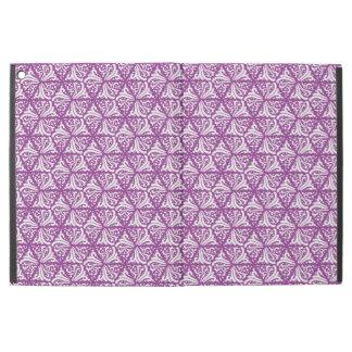 """iPad Pro 12.9"""" Case Beau motif vintage floral"""