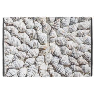 """iPad Pro 12.9"""" Case Beau s'charge des mollusques et crustacés"""