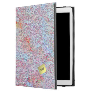 "iPad Pro 12.9"" Case Brume de bleu de stuc"