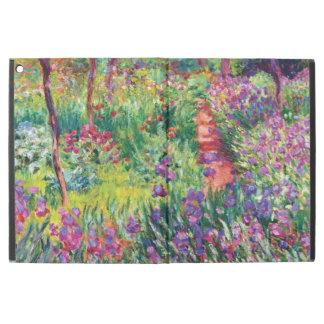 """iPad Pro 12.9"""" Case Le jardin d'iris par Claude Monet"""