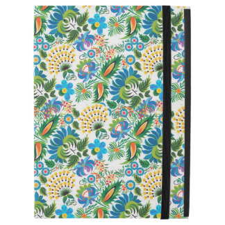 """iPad Pro 12.9"""" Case Motif floral de Khokhloma de joli Russe vintage"""