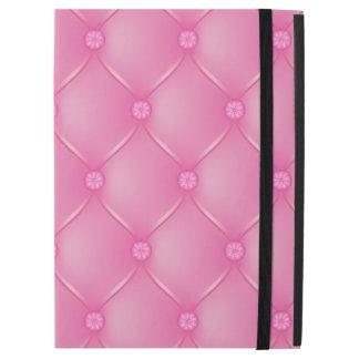 """iPad Pro 12.9"""" Case Motif rose élégant de tapisserie d'ameublement"""