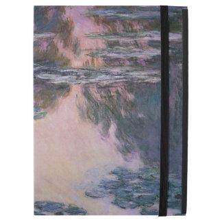 """iPad Pro 12.9"""" Case Nénuphars de Claude Monet, beaux-arts 1907 de"""