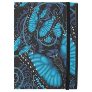 """iPad Pro 12.9"""" Case Papillons bleus de Beaucoup Morpho"""