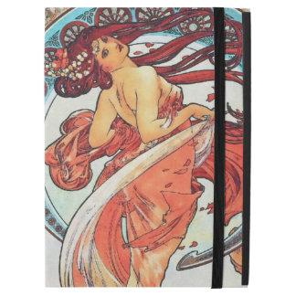 """iPad Pro 12.9"""" Case Peinture vintage de Nouveau d'art de danse"""