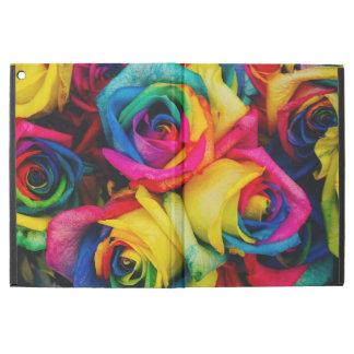 """iPad Pro 12.9"""" Case Roses colorés"""