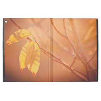 """iPad Pro 12.9"""" Case Trois feuilles d'automne"""