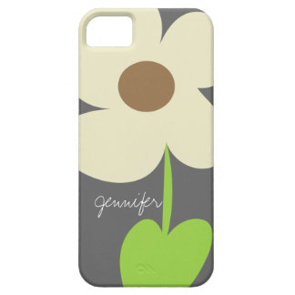iPhone5/5S Hoesje van Daisy Personalized van Zen Barely There iPhone 5 Hoesje