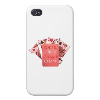 iPhone 4/4S Case Champion de TISONNIER - collection Art101