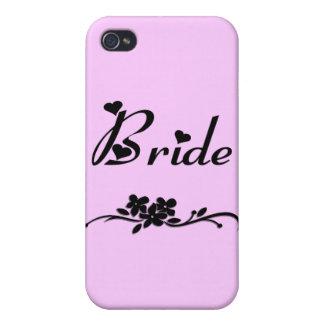 iPhone 4/4S Case Jeune mariée classique