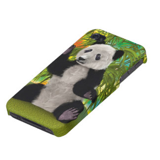 iPhone 4/4S Case Ours panda