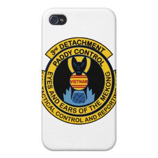iPhone 4 Case 619th Contrôle de paddy de TCRP