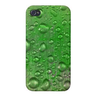 iPhone 4 Case Cas brillant de finition de l'iPhone 4 de baisses
