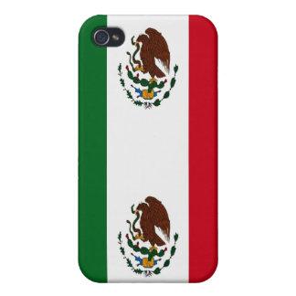 iPhone 4 Case Drapeau du Mexique