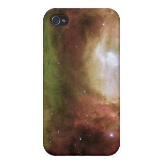 iPhone 4 Case NGC 2080 la nébuleuse de tête de fantôme