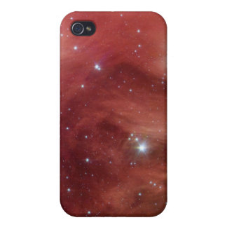 iPhone 4 Case Pleiades rose SSC2007 infrarouge 07b