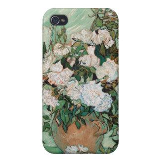 iPhone 4 Case Roses de Vincent van Gogh |, 1890