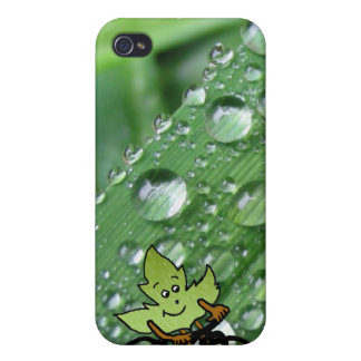 iPhone 4 d'herbe iPhone 4/4S Case