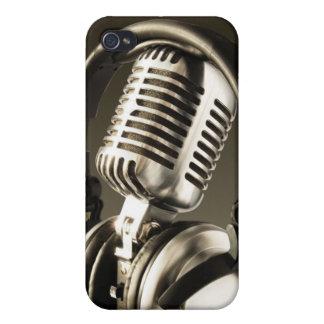 Iphone 4 van de Dekking van het Hoesje van de micr iPhone 4 Cases