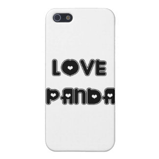 iPhone 5 Case Amour Panda®