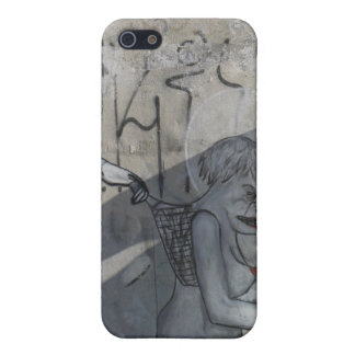 iPhone 5 Case Art de rue de graffiti