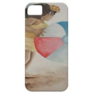 iPhone 5 Case Ballon de plage