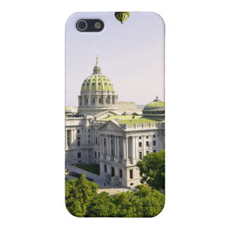 iPhone 5 Case Ballons au-dessus de PA d'Harrisburg