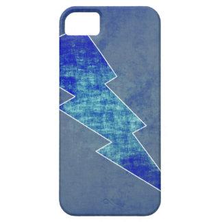 iPhone 5 Case Boulon bleu