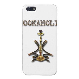 iPhone 5 Case Brun de HOOKAHOLIC