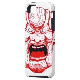 iPhone 5 Case Caisse rouge de l'iPhone 5 de masque