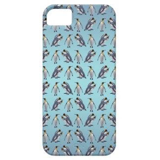 iPhone 5 Case Cas de l'iPhone 5 de frénésie du Roi pingouin