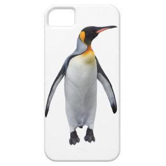 iPhone 5 Case Cas de l'iPhone 5 du Roi pingouin (choisissez la